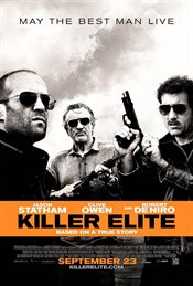 Killer Elite Theatrical Review