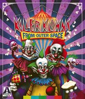 Killer Klowns from Outer Space Blu-ray Review