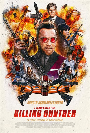 Killing Gunther © Saban Films. All Rights Reserved.