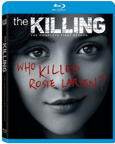 The Killing: Season One Blu-ray Review