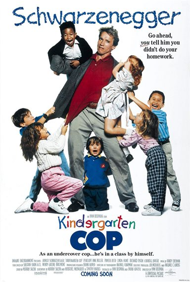 Kindergarten Cop © Universal Pictures. All Rights Reserved.