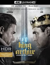 King Arthur: Legend of the Sword 4K Ultra HD Review