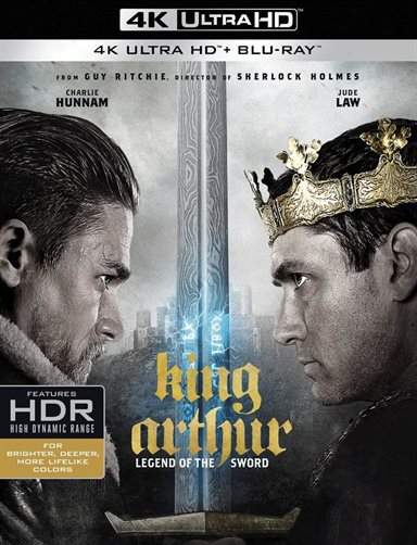 King Arthur: Legend of the Sword 4K Ultra HD Review
