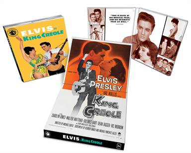 King Creole Blu-ray Review