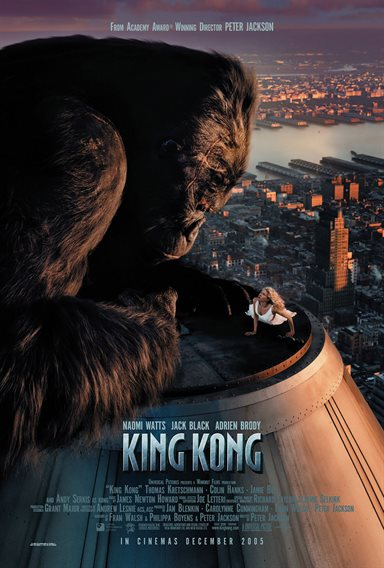 King Kong © Universal Pictures. All Rights Reserved.