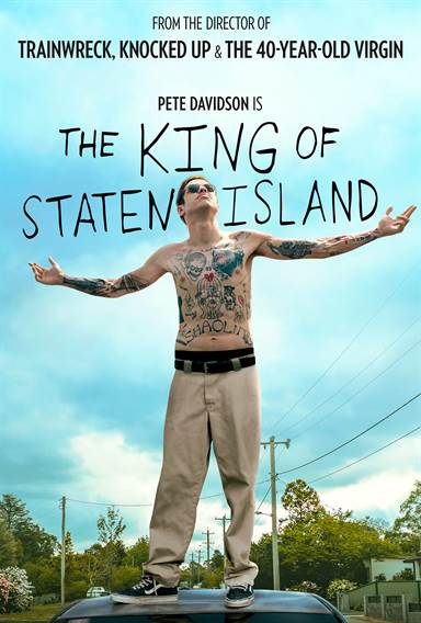 The King of Staten Island Theatrical Review