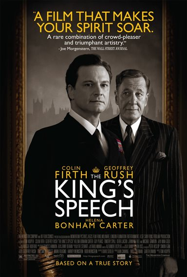 The King's Speech Theatrical Review
