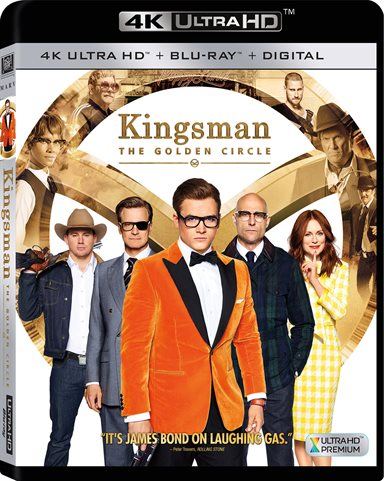 Kingsman: The Golden Circle 4K Ultra HD Review