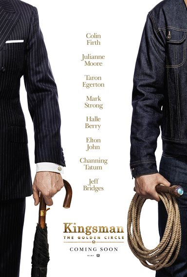 Kingsman: The Golden Circle © 20th Century Fox. All Rights Reserved.