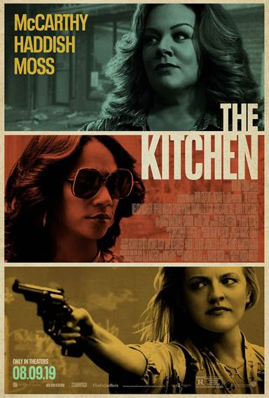 The Kitchen © New Line Cinema. All Rights Reserved.