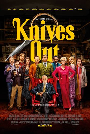 Knives Out © Lionsgate. All Rights Reserved.
