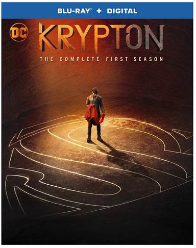 Krypton: The Complete First Season Blu-ray Review