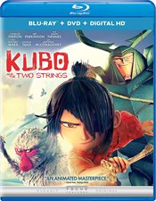 Kubo and the Two Strings Blu-ray Review