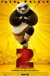 Kung Fu Panda 2 Theatrical Review