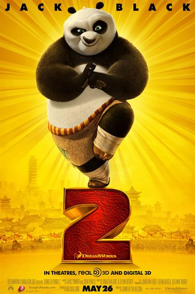 Kung Fu Panda 2 © DreamWorks Animation. All Rights Reserved.
