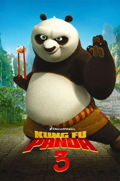 Kung Fu Panda 3 © 20th Century Fox. All Rights Reserved.