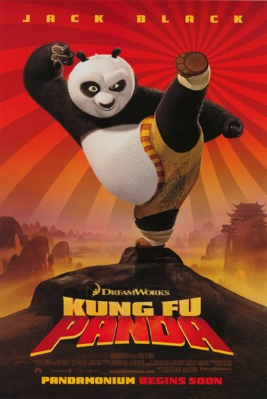 Kung Fu Panda Theatrical Review
