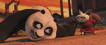 Kung Fu Panda © DreamWorks Animation. All Rights Reserved.