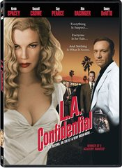 L.A. Confidential DVD Review