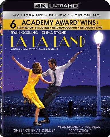 La La Land 4K Ultra HD Review