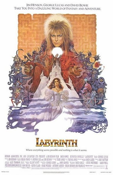 Labyrinth © TriStar Pictures. All Rights Reserved.