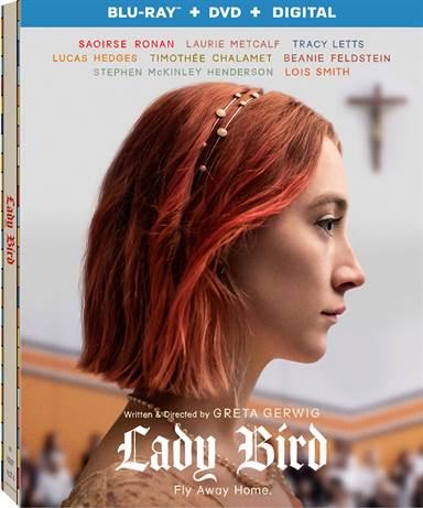 Lady Bird Blu-ray Review