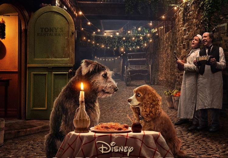 Movie Database Lady and The Tramp