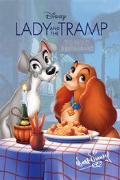 Lady and The Tramp Digital HD Review
