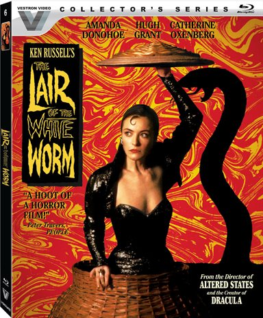 The Lair of the White Worm Blu-ray Review