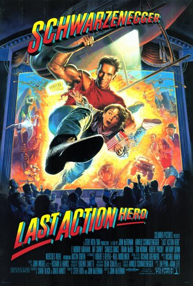 Last Action Hero © Columbia Pictures. All Rights Reserved.