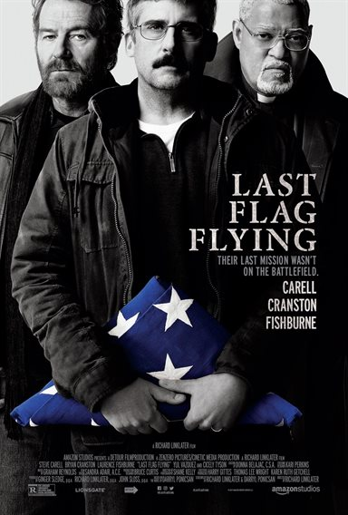 Last Flag Flying Theatrical Review