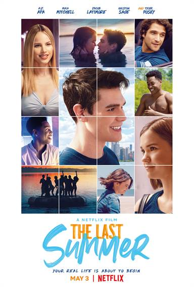 The Last Summer © Netflix. All Rights Reserved.