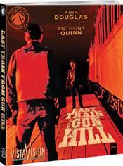 Last Train from Gun Hill Blu-ray Review