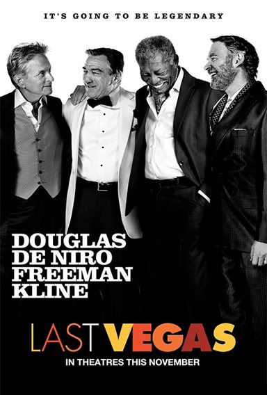 Last Vegas © CBS Films. All Rights Reserved.