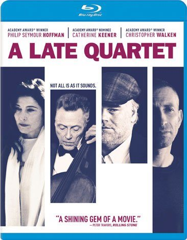 A Late Quartet Blu-ray Review