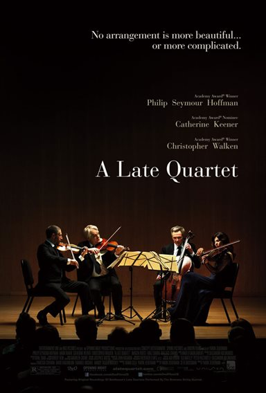 A Late Quartet © 20th Century Fox. All Rights Reserved.