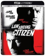 Law Abiding Citizen DVD Review