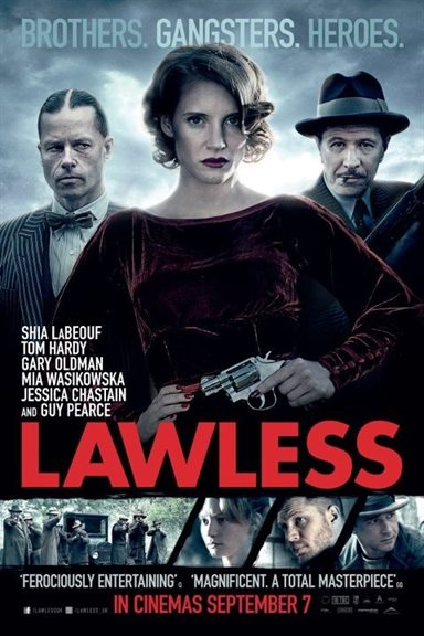 Lawless © Weinstein Company, The. All Rights Reserved.