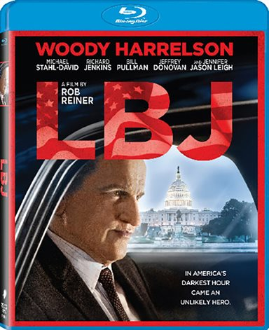 LBJ Blu-ray Review