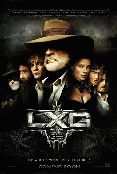 The League of Extraordinary Gentlemen © 20th Century Fox. All Rights Reserved.
