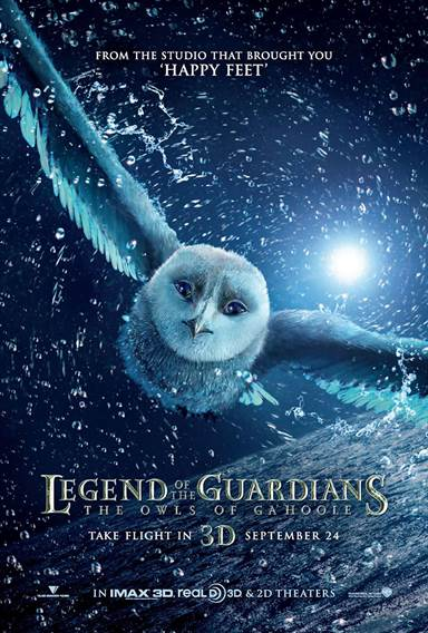 Legend of the Guardians: The Owls of Ga'Hoole © Warner Bros.. All Rights Reserved.