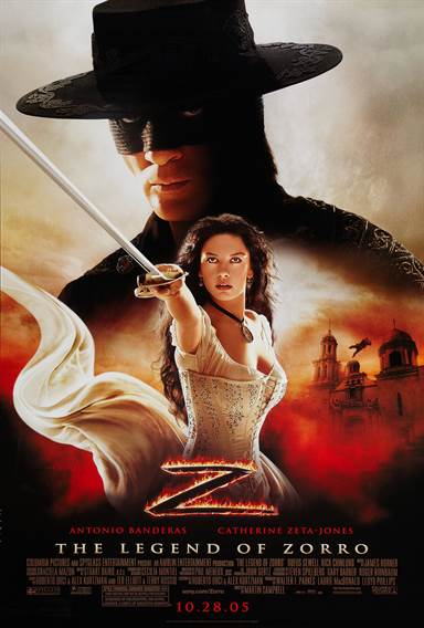The Legend of Zorro Digital HD Review