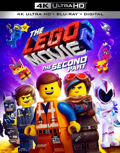 The Lego Movie 2: The Second Part 4K Ultra HD Review