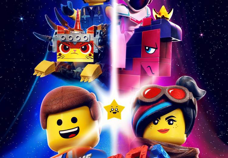 Movie Database The Lego Movie 2: The Second Part