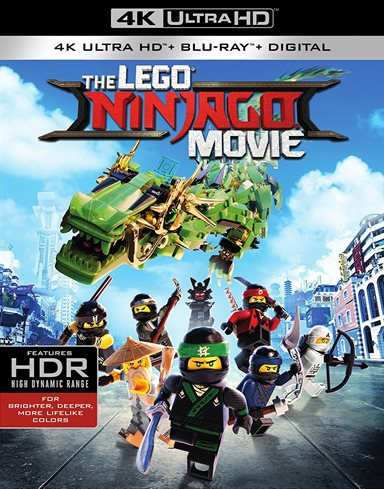 The Lego Ninjago Movie 4K Ultra HD Review