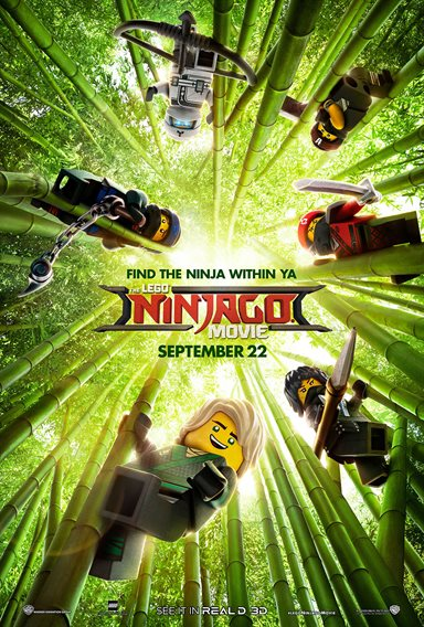 The Lego Ninjago Movie © Warner Bros.. All Rights Reserved.