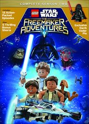 Lego Star Wars: The Freemaker Adventures DVD Review