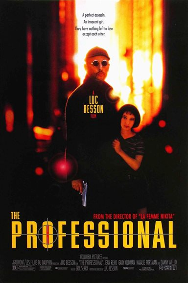 Léon: The Professional © Columbia Pictures. All Rights Reserved.