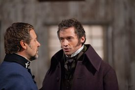 Les Miserables © Universal Pictures. All Rights Reserved.