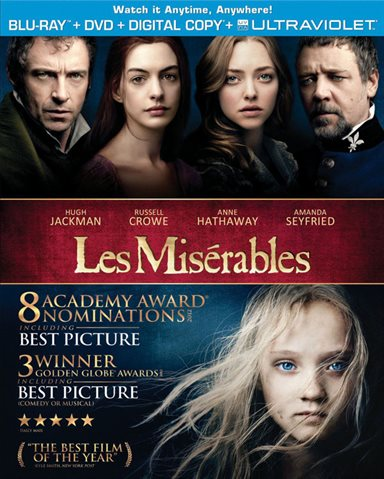 Les Miserables Blu-ray Review